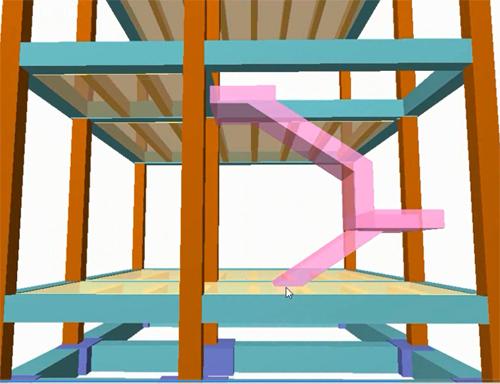 C mo hacer una escalera de hormig n easycte for Como hacer una escalera de hormigon