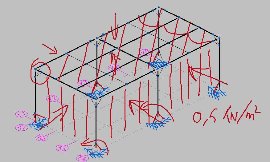 C mo calcular estructura de perfiles de aluminio easycte for Estructura de aluminio para toldo